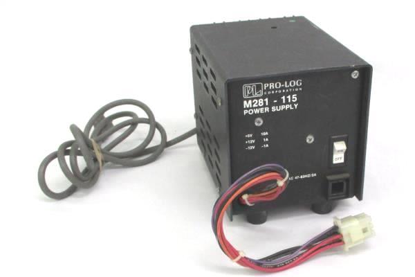 Condor Inc. Model CP 585 Rev. A Power Supply M281-115 10 AMP