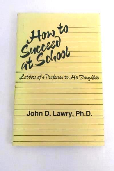 4 Paperback Books: How to Succeed at School Webster Dictionary & 2 Thesauri