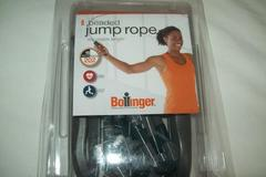 Bollinger Beaded Jump Rope Adjustable Length New In Box