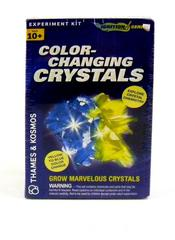 THAMES & KOSMOS Ignition Series Color Changing Crystals Experiment Kit - NEW
