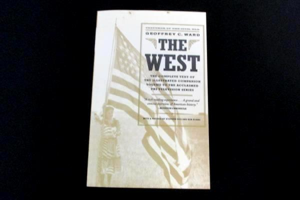 The West: Complete Text Illustrated Companion PBS Series Geoffrey C. Ward SC