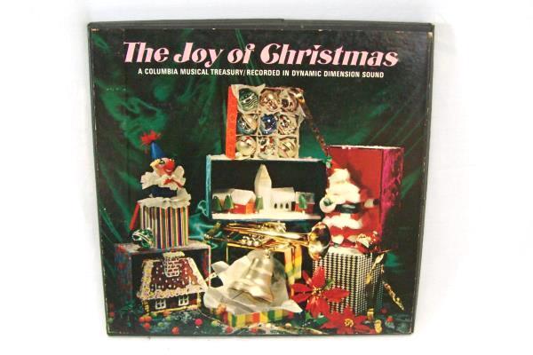 The Joy Of Christmas Record Vinyl