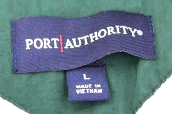 Port Authority Pacific Natural Foods Green Fleece Lined Jacket Coat Women Size L