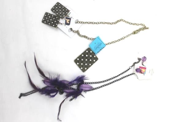 Lot Of 6 Necklace And Earring Sets