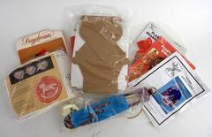 Lot Xmas Needlework Cross Stitch Plastic Canvas Ornament DIY Craft Kits Leaflets