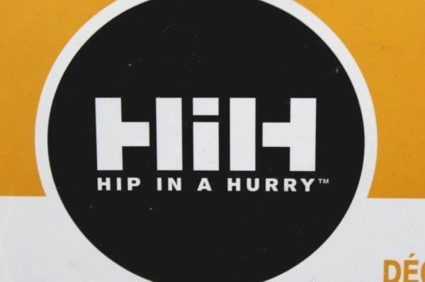 Hip In A Hurry Lot of 3: 2 Tear Drop and 1 Circle Cutout ~11 1/4 Letter In each