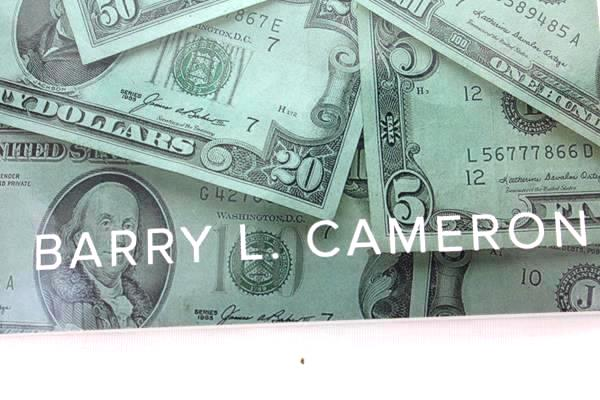The ABC's of Financial Freedom by Barry L. Cameron