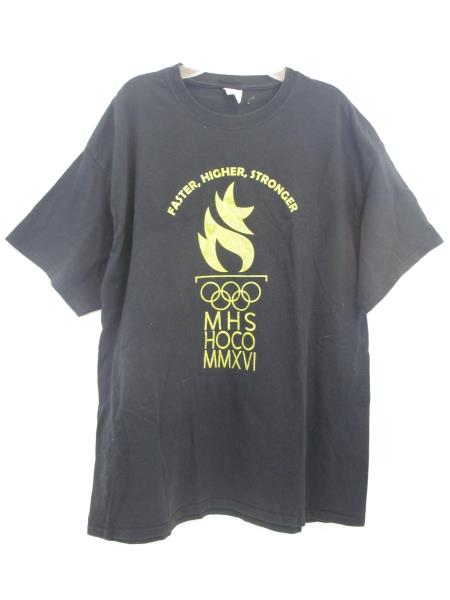 McMinnville High School Olympic Homecoming Tee Shirt XL by Port & Company