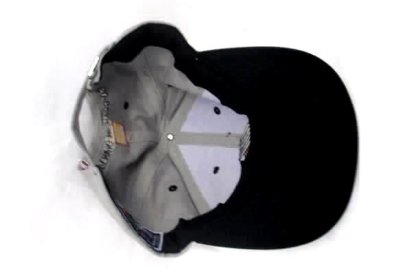 Collegiate USA Men's Baseball Hat Gray Grey Blazers Logo and Buckle One Size