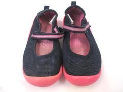 Osh Kosh Toddler Girl's Sandal Shoes / Water Shoes Pink Black Size 11