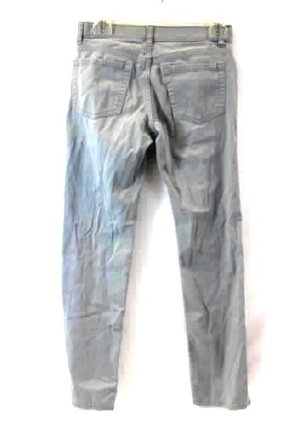Old Navy Gray Grey Jeans Girls Junior Size 12 Regular