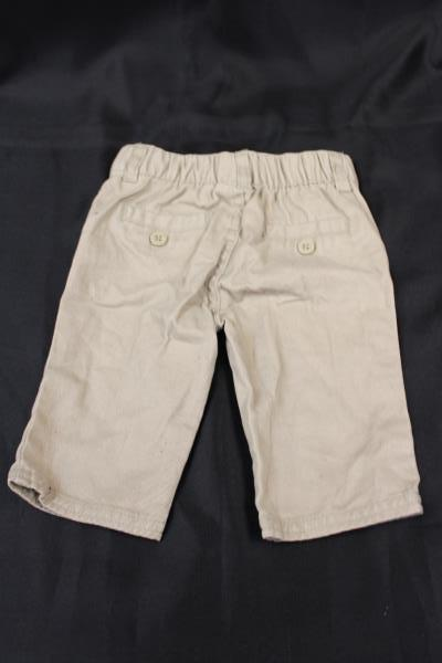 Cherokee Boys Pants Tan Straight Leg Size 0-3 Months
