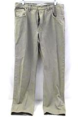 Authentic Jeans Wear Men's Jean Khaki Pants Tan Size 36W x 29L