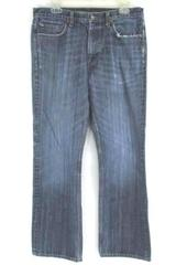 Banana Republic Men's Straight Fit Dark Denim Jeans W33 L30
