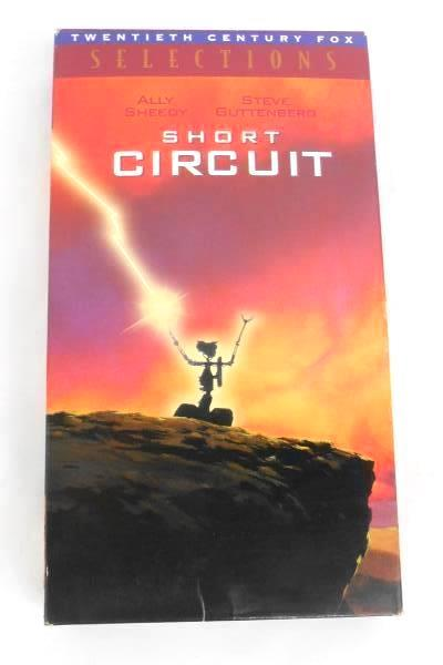 Short Circuit Ally Sheedy, Steve Guttenberg. Tri-Star Pictures (VHS, 1990)
