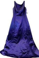 Prom Gown Designed for Dillard's by Roberta Purple Women's Size 11/12