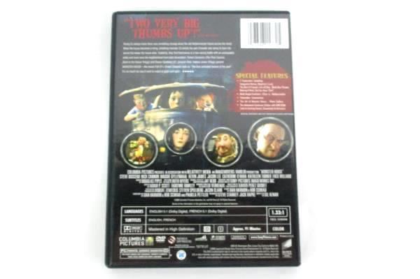 Monster House DVD, 2006, Full Screen Edition
