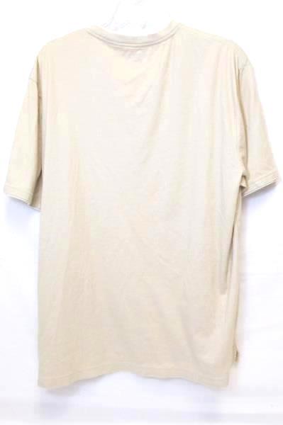 T-Shirt by Vanheusen- Beige Men's Size XL