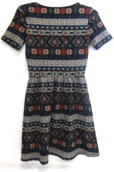 Forever 21 Women's Dress Multi Color & Design Size Small