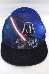 Snapback Hat Made By Star Wars Blue  Darth Vader 1 Size Boys