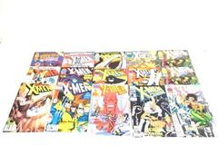 Lot of 15 Marvel Comic Books Featuring X-men