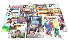 Lot of 15 DC Comic Books featuring Superman & Superboy