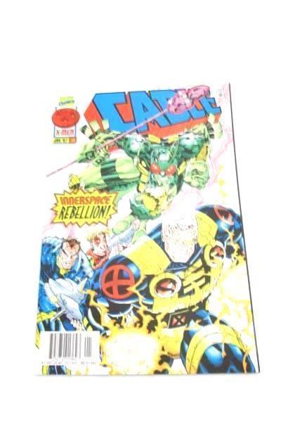 Lot of 2 Marvel Comic Books Featuring X-men Cable