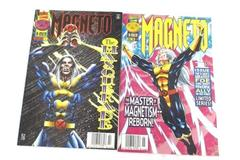 Lot of 2 Marvel Comics Featuring X-men Magneto
