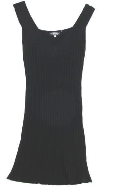 TCEC Women's V-Neck Black Pencil Dress Size Small