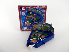 MLB Tabletop Pinball Baseball Game w/ Team Stickers MLB808 COMPLETE