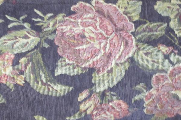 Erika Women's Suit Jacket Multi Color Roses Size XL