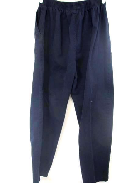 Women's Dark Blue Jean Pants By Cabin Fever Size 10