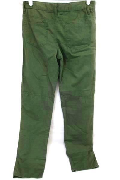 Junior Girls Jeans By Mossimo Size Large (14) Green Skinny