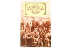 Century of the Scottish People, 1830-1950 by T. C. Smout 1986, Paperback