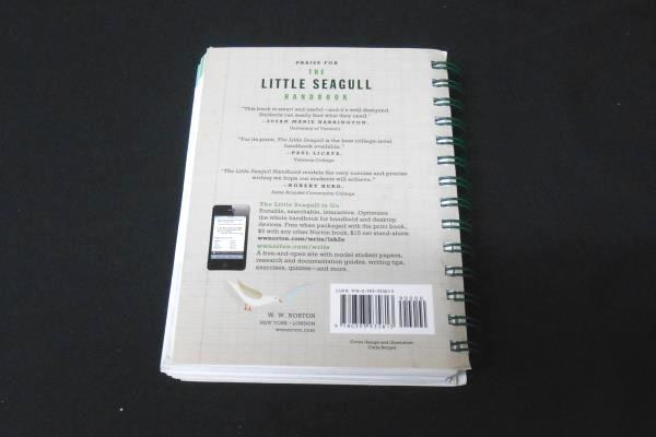 The Little Seagull Handbook with Exercises 2nd Edition