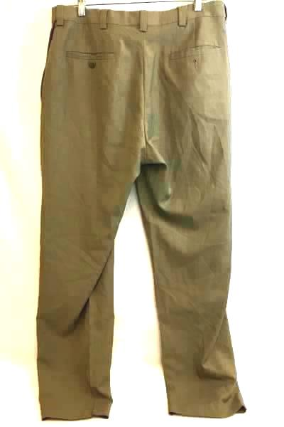Pants By Haggar Beige Men's Size 34 x 32
