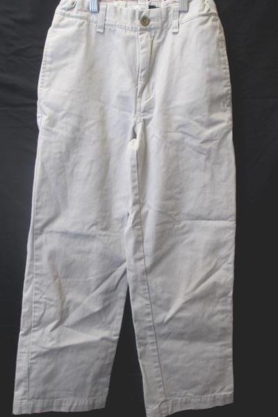 Pants By Gap Solid Beige 100%Cotton Women's Size 12 Reg