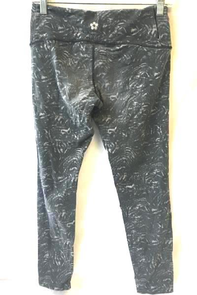 Athletic Leggings by Tuff Athletics- Grey, Woman's Size S