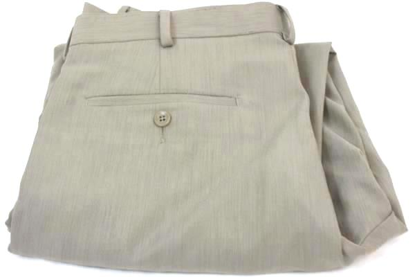 Men's John Henry Light Brown Slacks 32/30