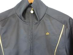 Women's Nike Jacket Size Medium Black Gold w/Tags