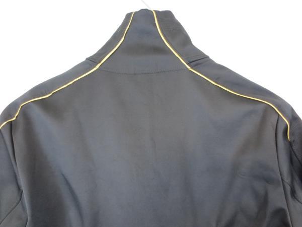 Women's Nike Jacket Size Medium Black Gold w/Tags
