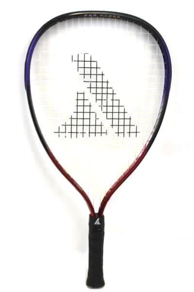 Vintage Pro Kennex High Performance Racquetball Racket & Zip Cover