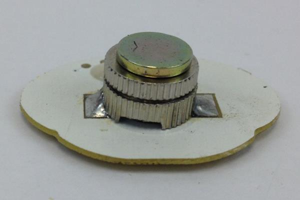 Casino Roulette Wheel Gamble Play Enamel Lapel Hat Pin Flashing Light Up
