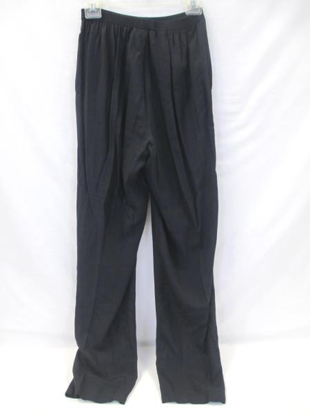 Lot of 2 Blouse and Loose Trousers Set by Jones & Co Black Women's Size M