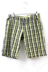 Old Navy Prep Junior Boy's Shorts Size 6 Multi-Colored 4 Pockets Striped