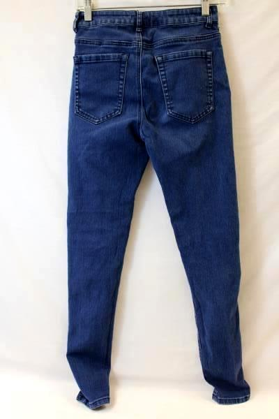 Pants By Forever 21 Blue Denim Jeans Women's Size 27