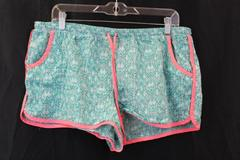 Shorts by No Boundaries- Blue & Pink Women's Size XL/XG