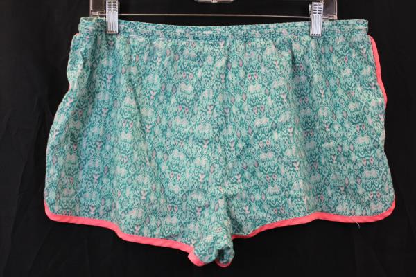 Shorts by No Boundaries- Blue & Pink Women's Size XL/XG