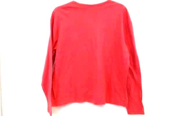 Long Sleeve Cherokee Solid Pink Women's Size Large