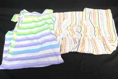 Lot of Two Girl's Sun Dresses By Star Ride & Downeast Girl Size 6.